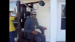 Homemade Electric Chair