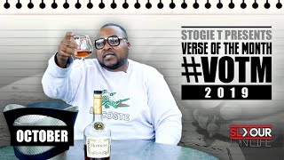 Stogie T Presents: Verse Of The Month (October 2019)