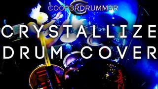 Download Crystallize - Lindsey Stirling - Drum Cover (Dubstep Violin Original) MP3 song and Music Video