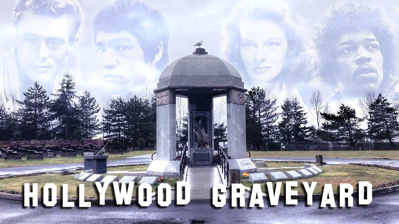 FAMOUS GRAVE TOUR - Viewers Special #2 (James Dean, Katharine