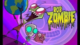 Rob Zombie - Hovering Over The Dull Earth MUSIC VIDEO