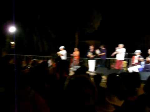 Uccio aloisi notte bianca 2009 specchia 2 youtube - Notte bianca specchia ...