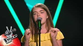 Maëlle - 'Wings' | Blind Auditions | The Voice Kids | VTM