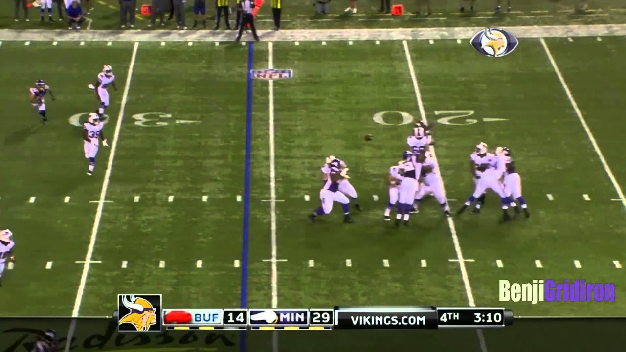 Audie Cole S Two Interception Return Touchdowns 2012 Hd