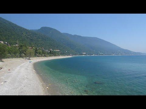 ч3 Гагра Плюсы и Минусы Отдых на море Абхазия