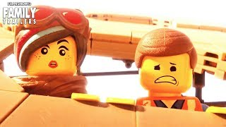 First Trailer for THE LEGO MOVIE 2 Confirms That Everything Is Still Awesome