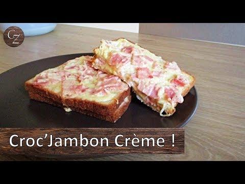 croque-monsieur-fondant-au-jambon-et-à-la-crème-fraîche.