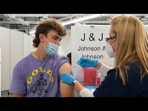 FDA panel endorses a booster shot for J&Js COVID-19 vaccine