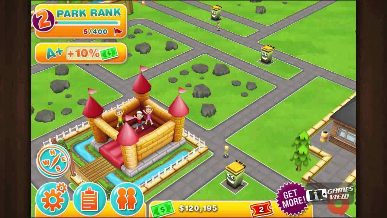 Free Theme Park Games