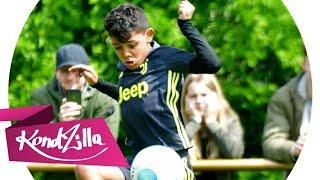 Cristiano Ronaldo Jr -♫NA RABA TOMA TAPÃO - BREGA FUNK (MC NIAK)