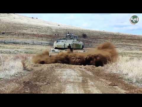 Otokar wheeled tracked combat vehicles armoured weapon station turret Turkey IDEF 2017