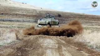 Otokar wheeled tracked combat vehicles armoured weapon station turret Turkey IDEF 2017