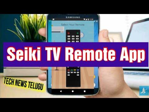 Seiki Tv Remote App Seiki Tv Smart Remote App Remote Control App For Seiki Tv Youtube