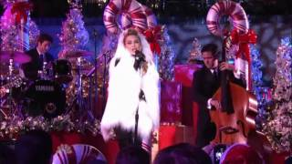 HD Kylie Minogue SANTA BABY (Live  Christmas in Rockefeller Center 2010)
