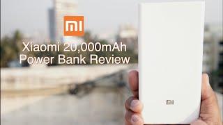 Xiaomi 20,000mAh Power Bank Review - Not Just an Unboxing!
