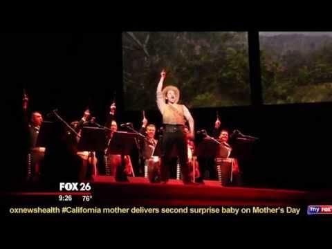 The Houston Grand Opera Presents: El Pasado Nunca Se Termina