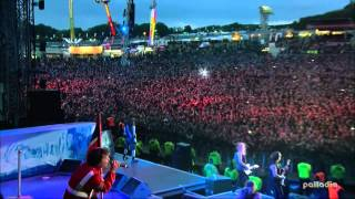 "Iron Maiden - ""The Trooper"" @ Download Festival 2013"