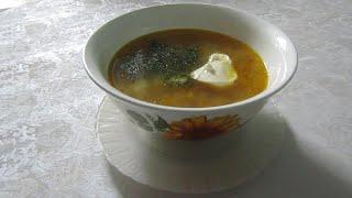 Суп рассольник Быстро и просто