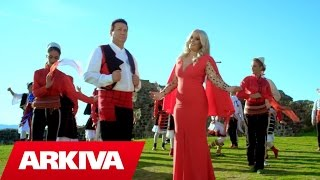 Gezim Nika & Amarda Arkaxhiu - Kosove Shqiperi (Official Video HD)