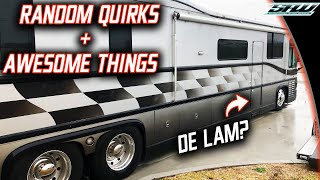 My 90's Newell Coach: 7 Things I Hate..and 7 Things I Love! (6 Months of RV Ownership Thoughts)