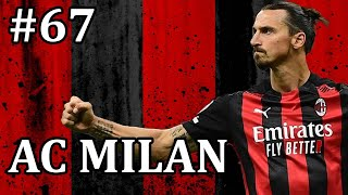 FM21 AC Milan Ep 67 Early league final Football Manager 2021 let s play