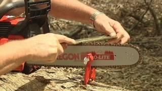 OREGON Chain Sharpening