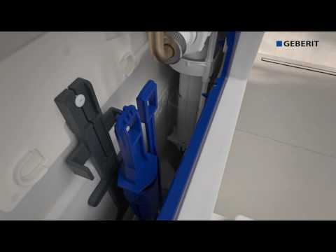 Geberit Toiletten Spulkasten Reparatur Und Wartung Wie Geht S Youtube