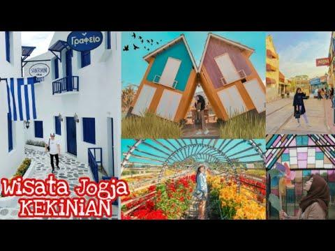 9 Tempat Wisata Jogja Kekinian 2020 Terbaru Wajib Dikunjungi Hits Yogyakarta Recommended Youtube