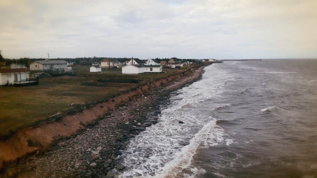 Scientists work to fight Climate Change on Acadian Peninsula