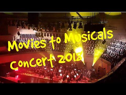 MOVIES TO MUSICALS GLASGOW