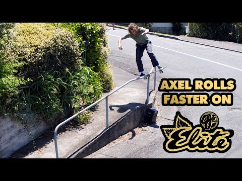 Axel Cruysberghs Rolls FASTER on Elite Urethane | OJ Wheels