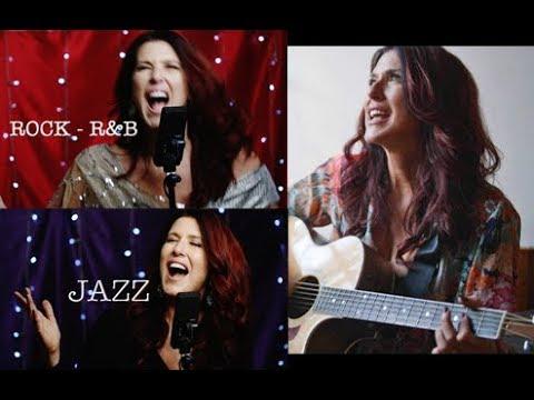 DEENA MILLER sings Rock/Jazz/Acoustic SAMPLE