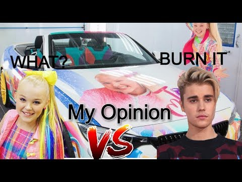 My opinion about the JoJo Siwa and Justin Bieber incident Mp3