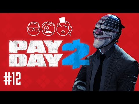 Payday 2 - PART 12: FBI Garden Party - Supplies