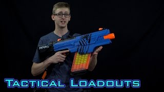 "TACTICAL NERF LOADOUTS | Rival Khaos ""Heavy"""