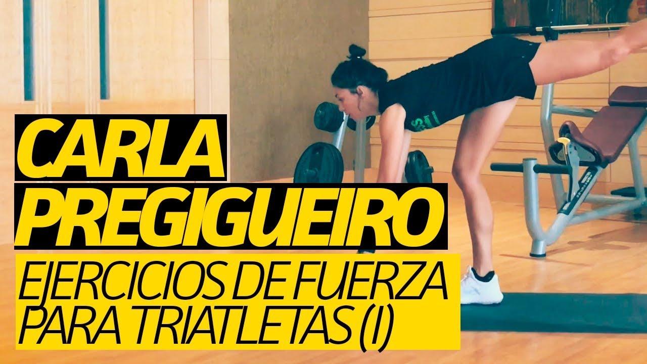 ejercicios de piernas para triatlon