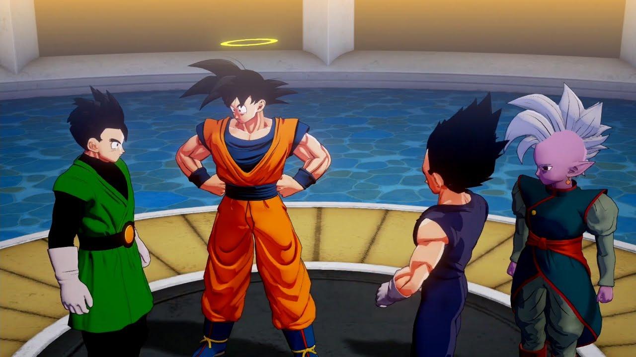 Dragon Ball Z Kakarot Episode 45 Babidi S Ship Youtube
