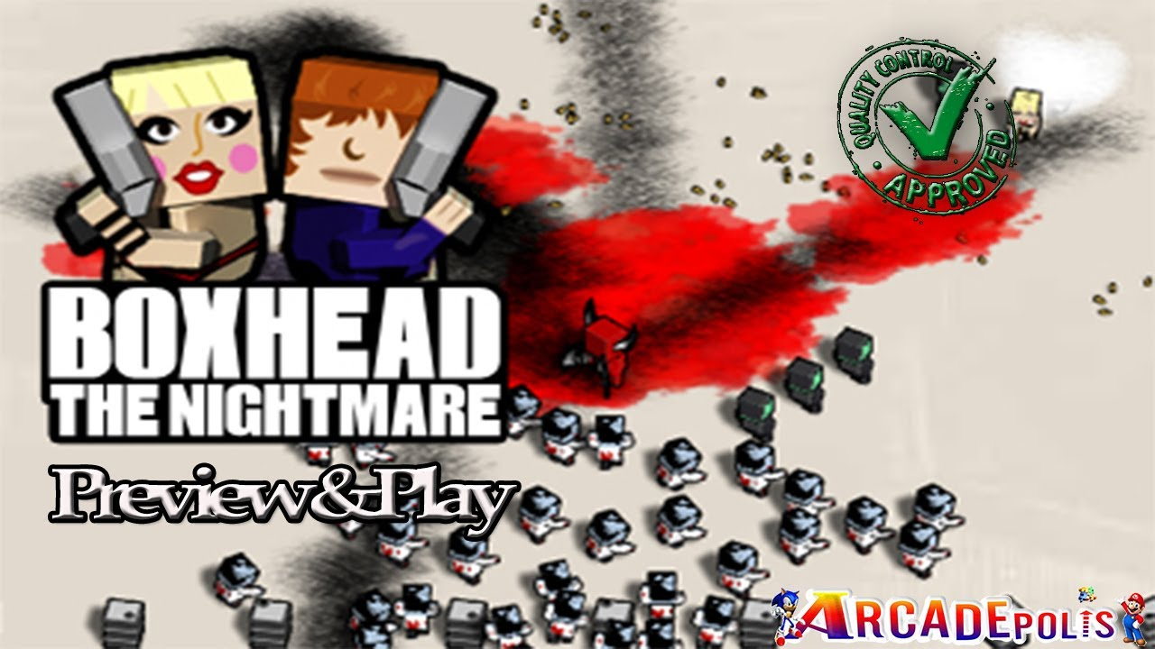 Boxhead Play Online