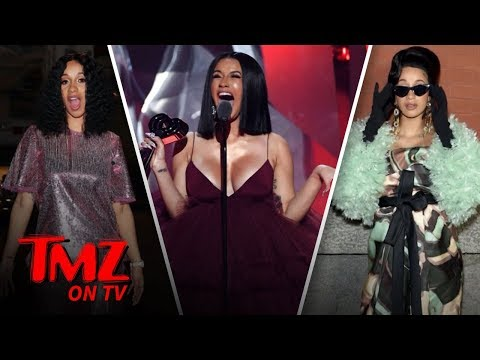 Cardi B's Not Letting Pregancy Stop Her From Performing at Coachella | TMZ TV