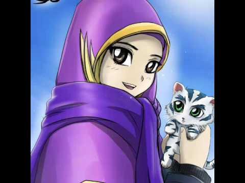 GAMBAR ANIME ISLAM