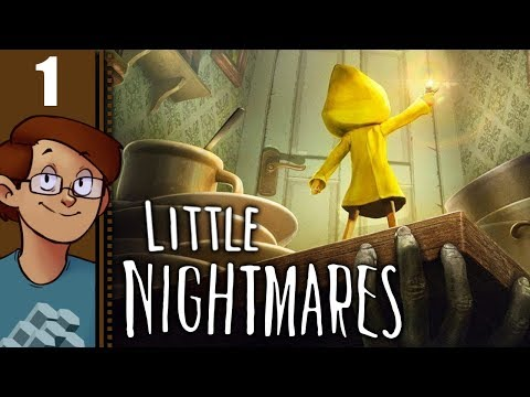 Let's Play Little Nightmares Part 1 - The Prison