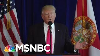 President Donald Trump's 'Friend' Stories Get Even More Egregious | All In | MSNBC