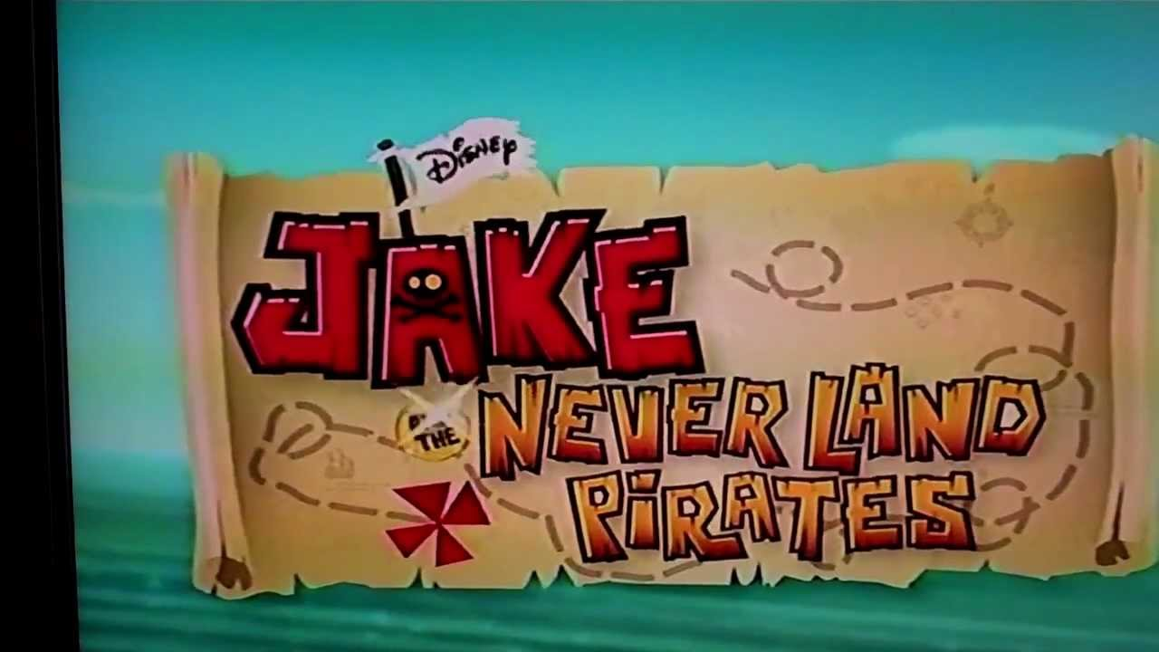 Jake and the Never Land Pirates TV Theme Song - Jake & Neverland ...