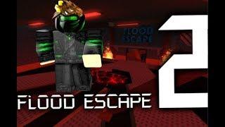 Roblox l Flood Escape 2 l Familiar Ruins l easy win
