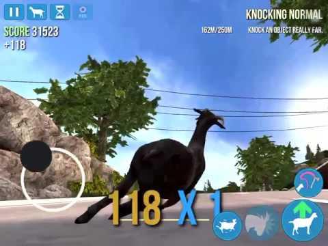 Goat Simulator IOS!