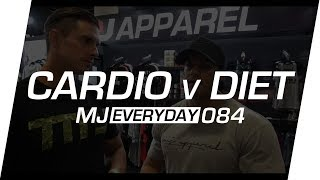 Cardio v Diet | The Key To Losing Weight | MJ Everyday 084