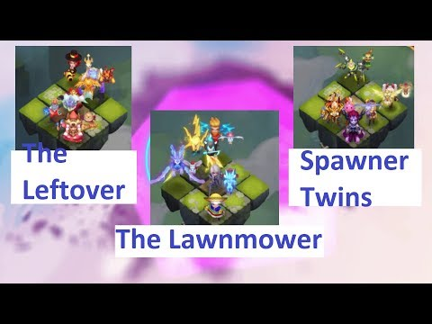 NEW LBF TEAMS FOR LARS Castle Clash