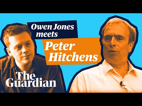 'The UK is finished' | Owen Jones meets Peter Hitchens