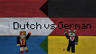 Dutch vs German