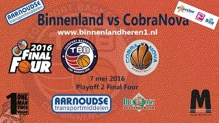 Binnenland Heren 1 vs CobraNova